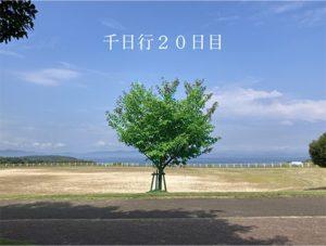 千日行20日目